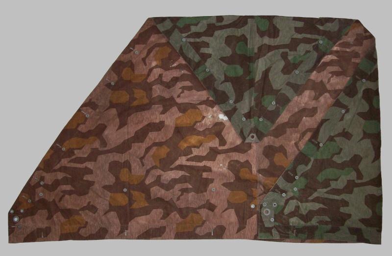 Zeltbahn splinter Tente015