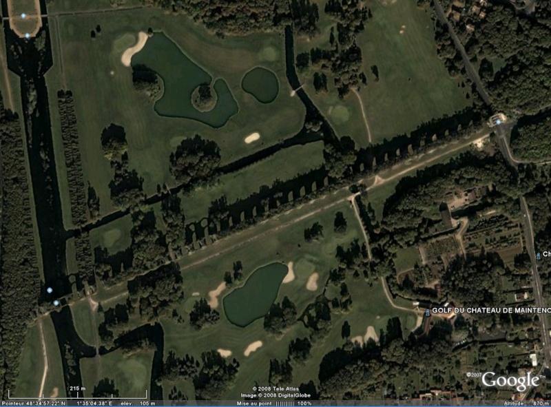 Aqueduc de Maintenon, Eure et Loir, France Aquedu10