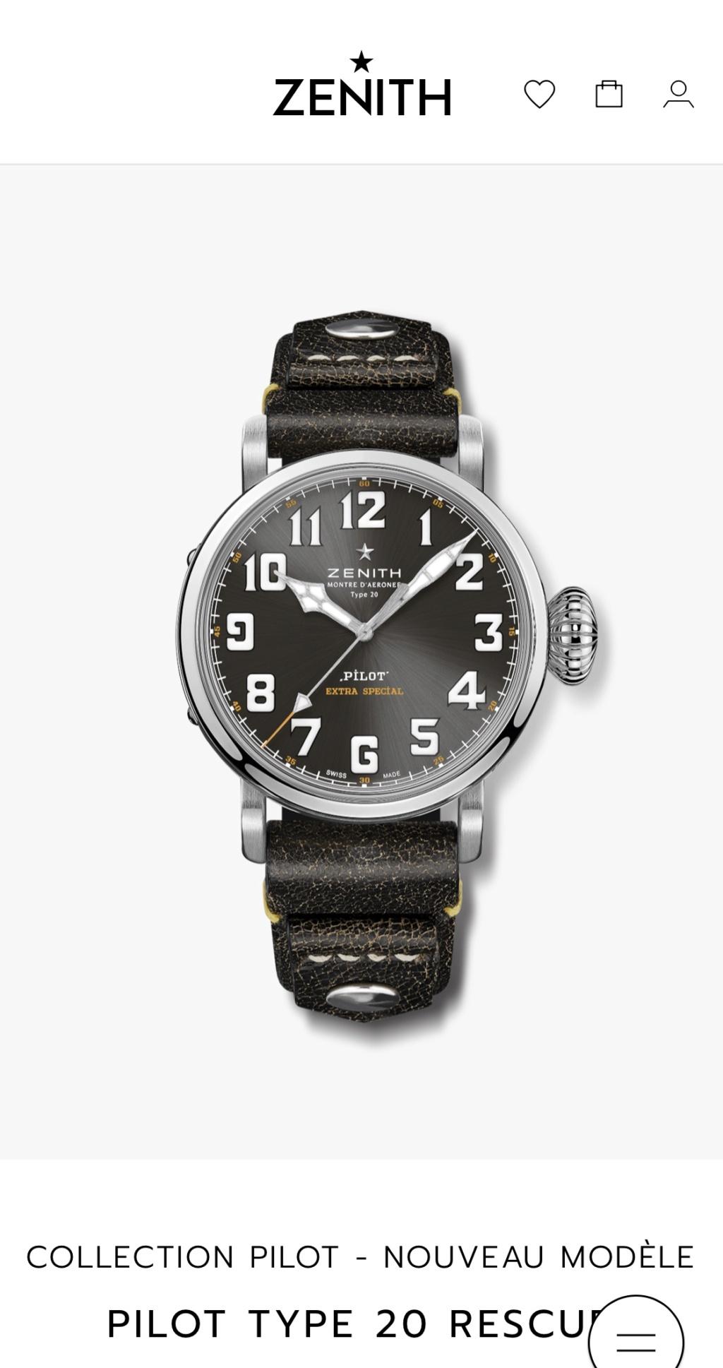 La montre de pilote par excellence - Pilot Type 20 Extra Special - Page 5 9c079d10