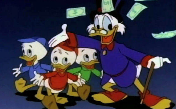 Dessins que je fais!  (univers BD de Mickey et Donald...) - Page 14 Bande_10