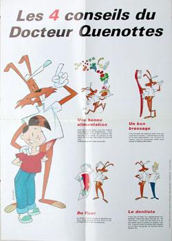 Pubs et autres produits dans les vieilles publications Disney - Page 2 Docteu10