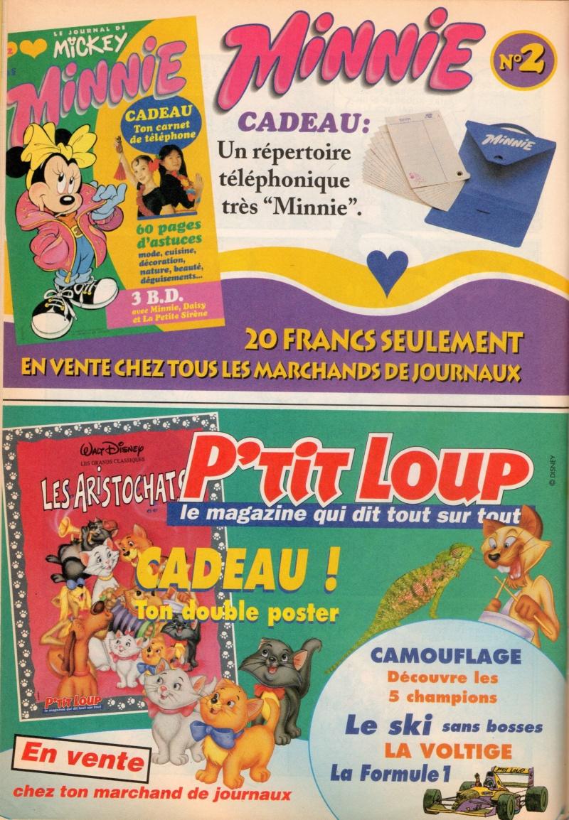 Pubs et autres produits dans les vieilles publications Disney - Page 2 Img10810