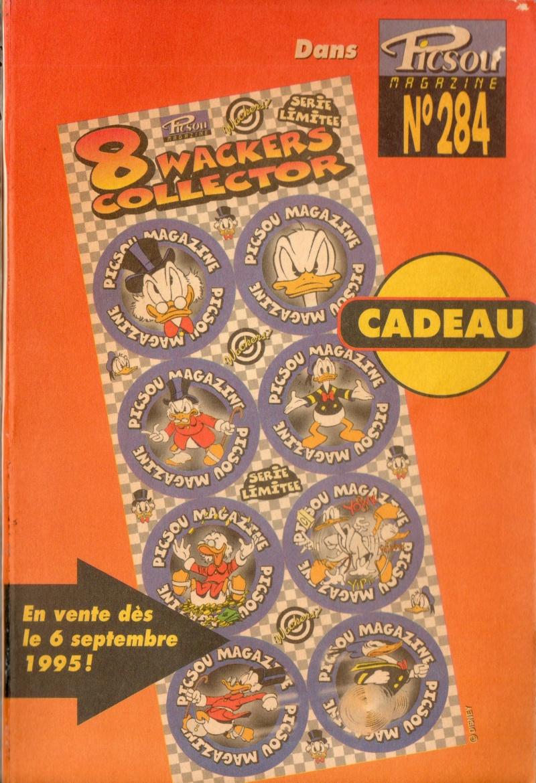 Les produits dérivés du Journal de Mickey et Picsou Magazine! - Page 2 Img13610