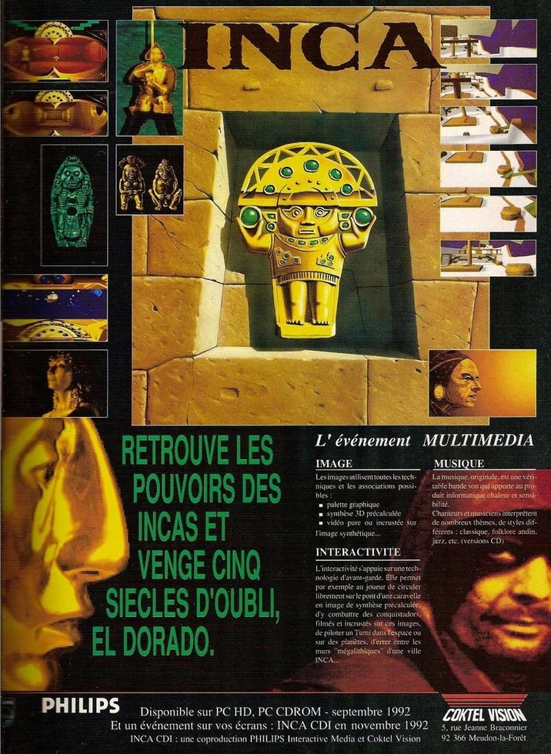OOPArt, théorie des anciens astronautes, etc ... Inca_p10