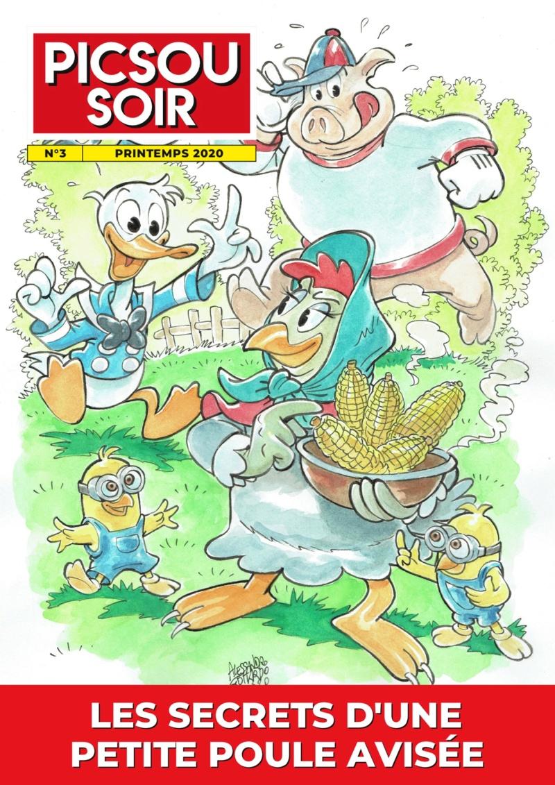 Lancement d'un nouveau fanzine : Picsou Soir - Page 3 Picsou27
