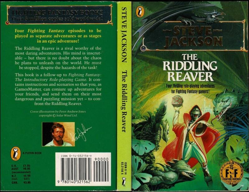 "The Riddling Reaver (""Le Filou Farceur"") Riddli10"