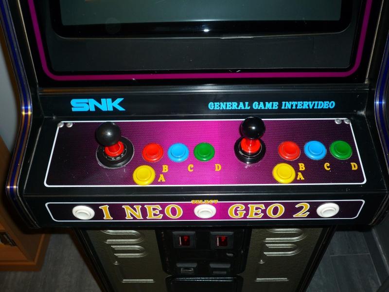 Stick sur borne d'arcade RIt  Legno P1020210