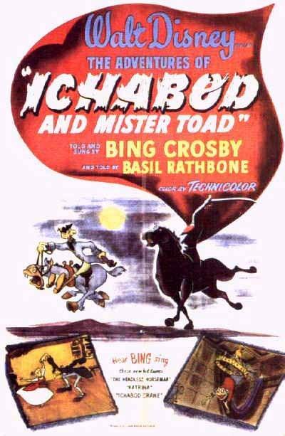 [Walt Disney] Le Crapaud et le Maître d'École (1949) 1949-c11