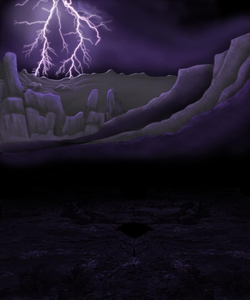 [Photoshop] Colossus partie 2 : L'arrière plan Fond1010