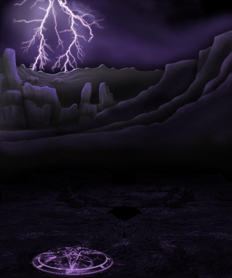 [Photoshop] Colossus partie 2 : L'arrière plan Fond1210