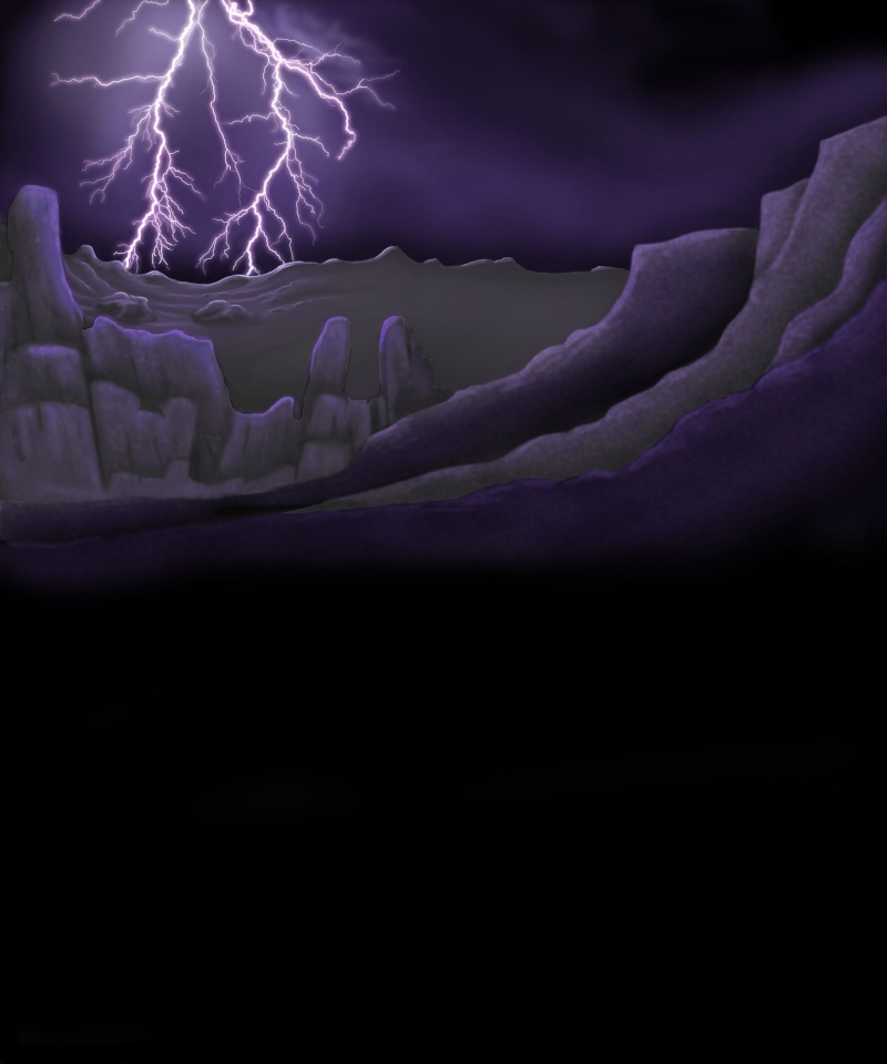 [Photoshop] Colossus partie 2 : L'arrière plan Fond810