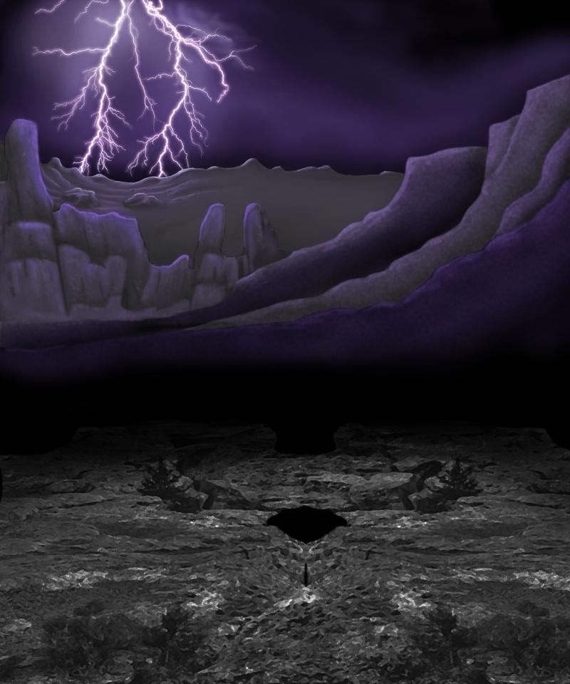[Photoshop] Colossus partie 2 : L'arrière plan Fond910