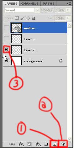 [Photoshop] Les outils de sélection Layer10