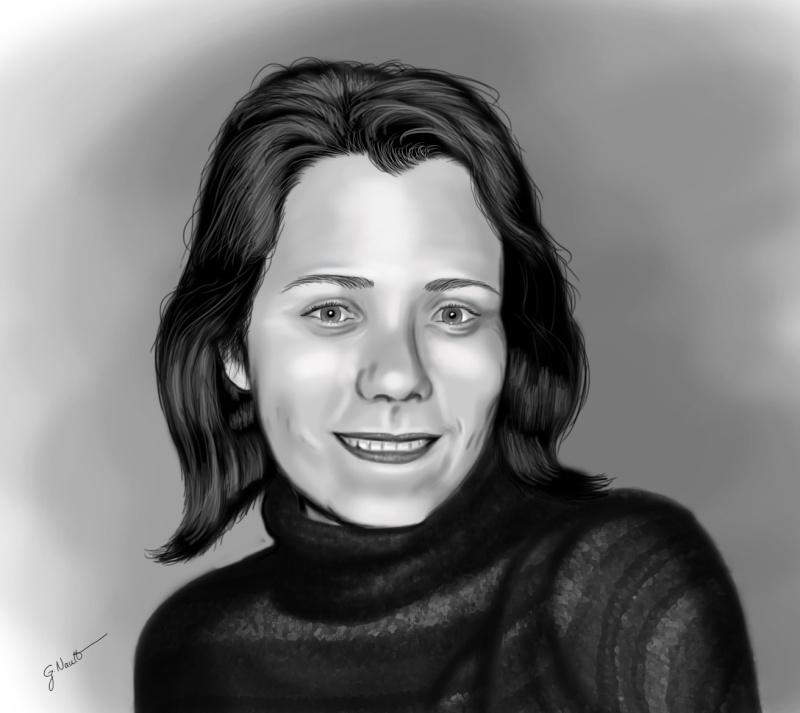 [Photoshop] Mon portrait Moi10