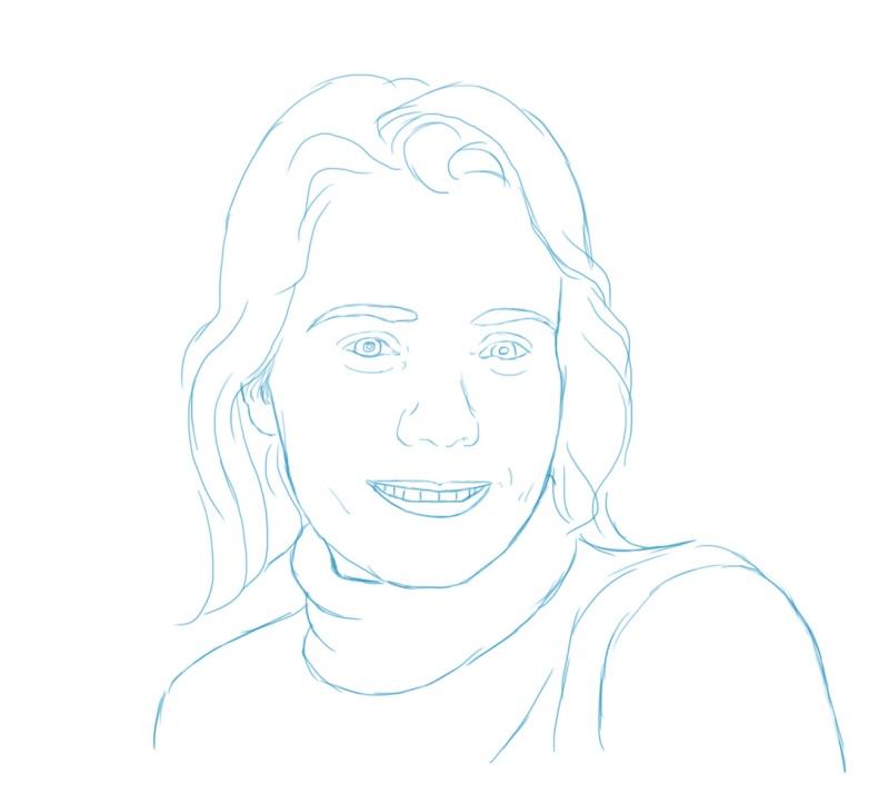 [Photoshop] Mon portrait Moi110