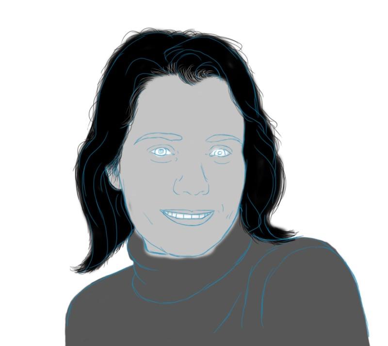[Photoshop] Mon portrait Moi210