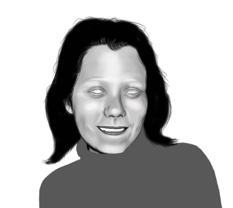 [Photoshop] Mon portrait Moi310