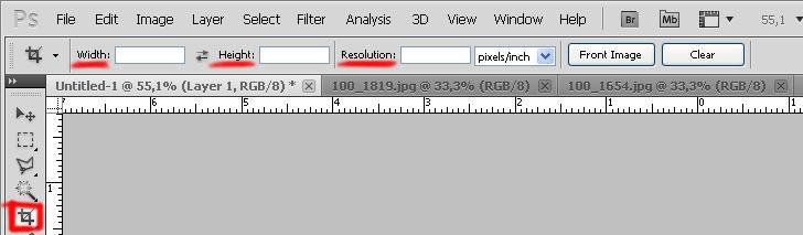 [Photoshop] Les outils de sélection Outils22