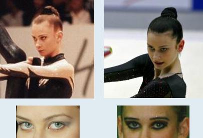 Les cheveux des Ukrainiennes Yerofe10