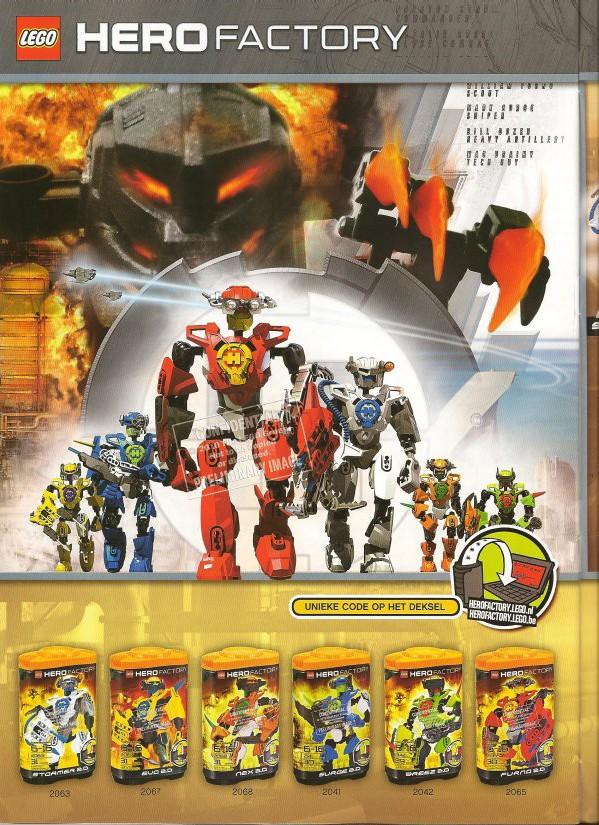 [Sets] HERO FACTORY 2011 : toutes les 1ères images Hf_cat10