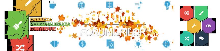 Forumul forumurilor: forum de suport al utilizatorilor