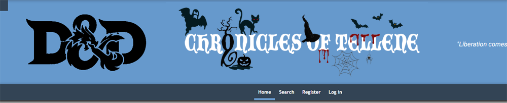 Request a Halloween Theme Banner Scre1488