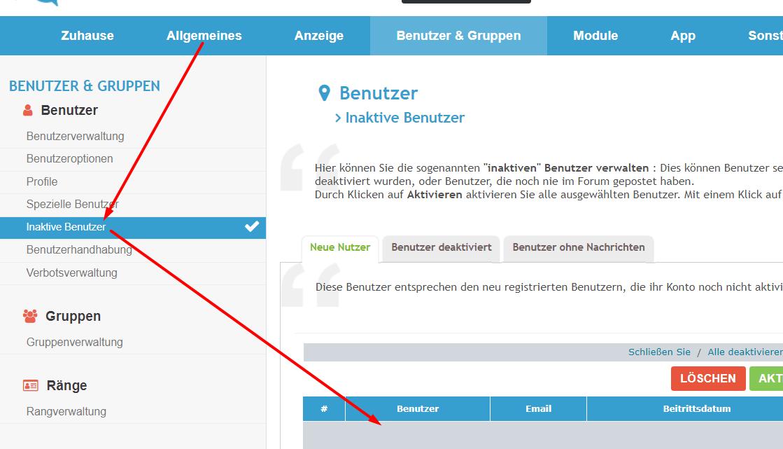 """Kein POP UP und """"verschwundene Mitglieder"""" Scre2480"""
