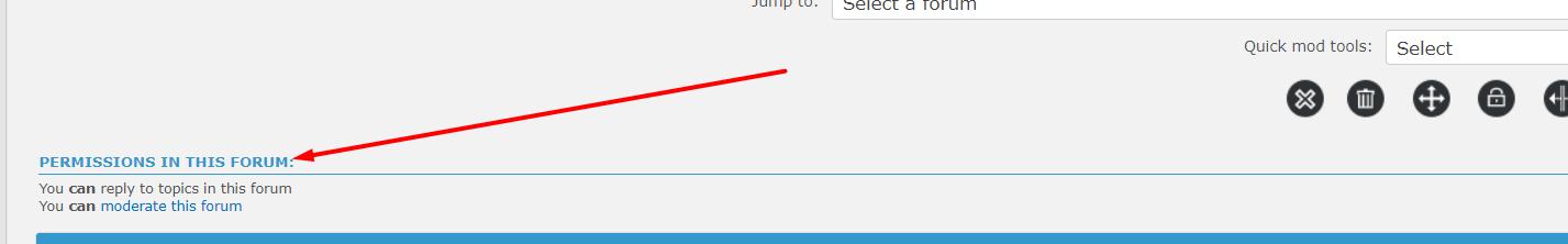 Deleting multiple posts under forum thread Scree198