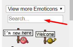 Emoticons  Scree445
