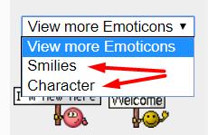 Emoticons  Scree446