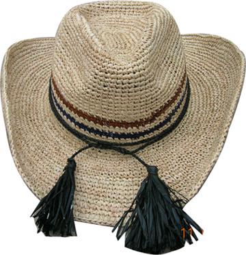 Fashion man's grass hats Blw08026