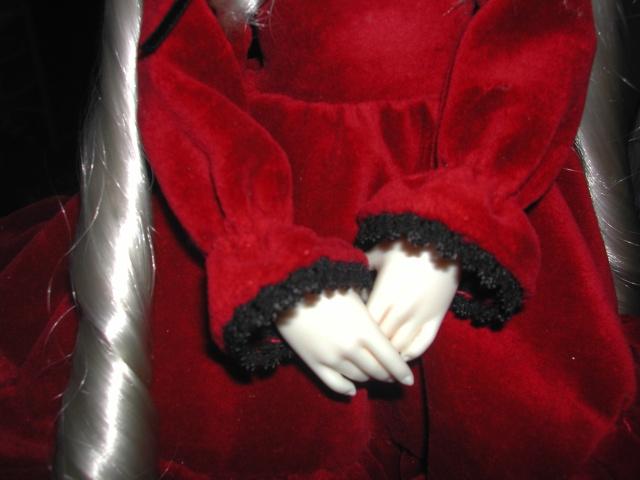 Couture de MérodoMoresbi: Hina Ichigo p3 Jouets19