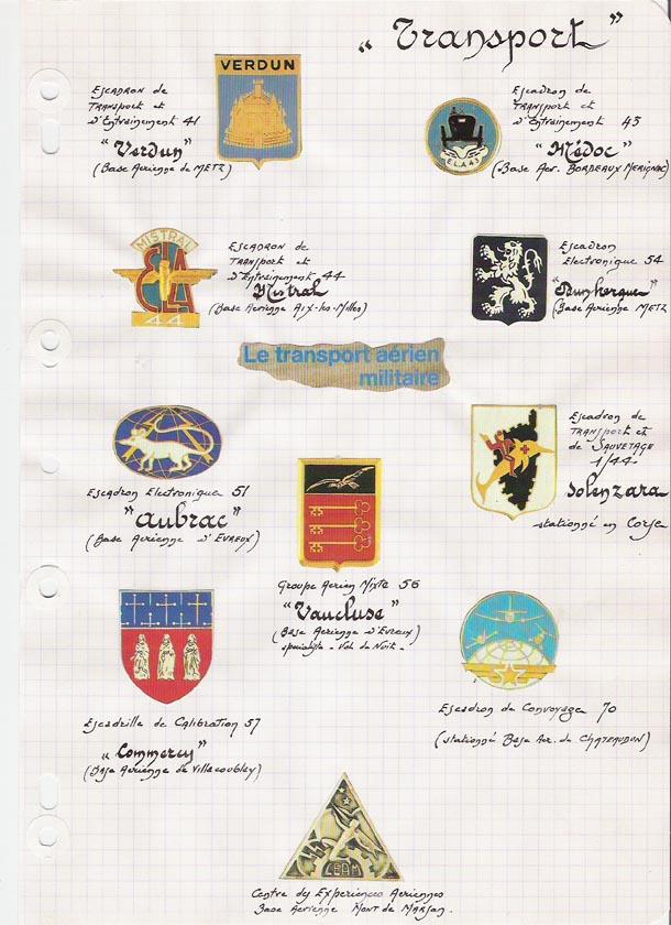 Les Insignes de l' Armée de l'Air Insign18