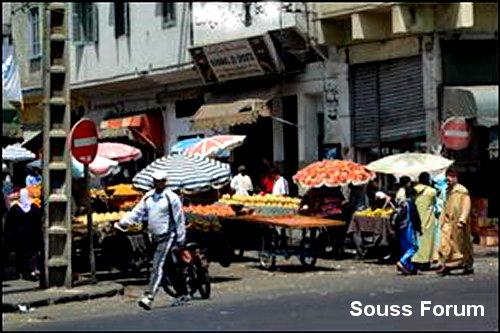 ميموني : النفاق السياسي والإجتماعي جريمة بشعة  Souss_16