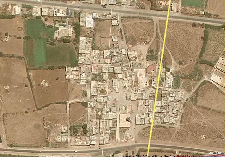 Le village de Tin Mansour Tinman12