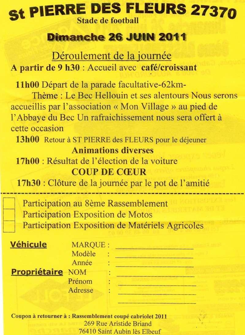 St Pierre des Fleurs le 26 Juin 2011 Img05110