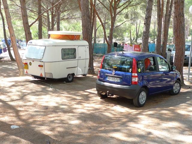Corsica 2010 avec trois Puck P1020811