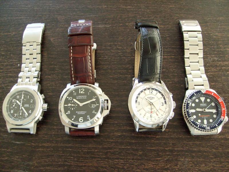 Avouez-tout ... Combien de vraies montres avez-vous ? Collec10