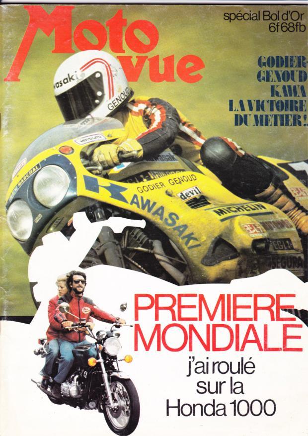 n° 7 du Bol d'or 1974 - Page 2 Egli_111