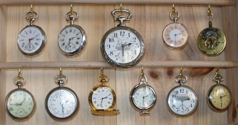 Le bricolage du 1er Mai..... Idée pour fabriquer une boite à montre Dscn2510
