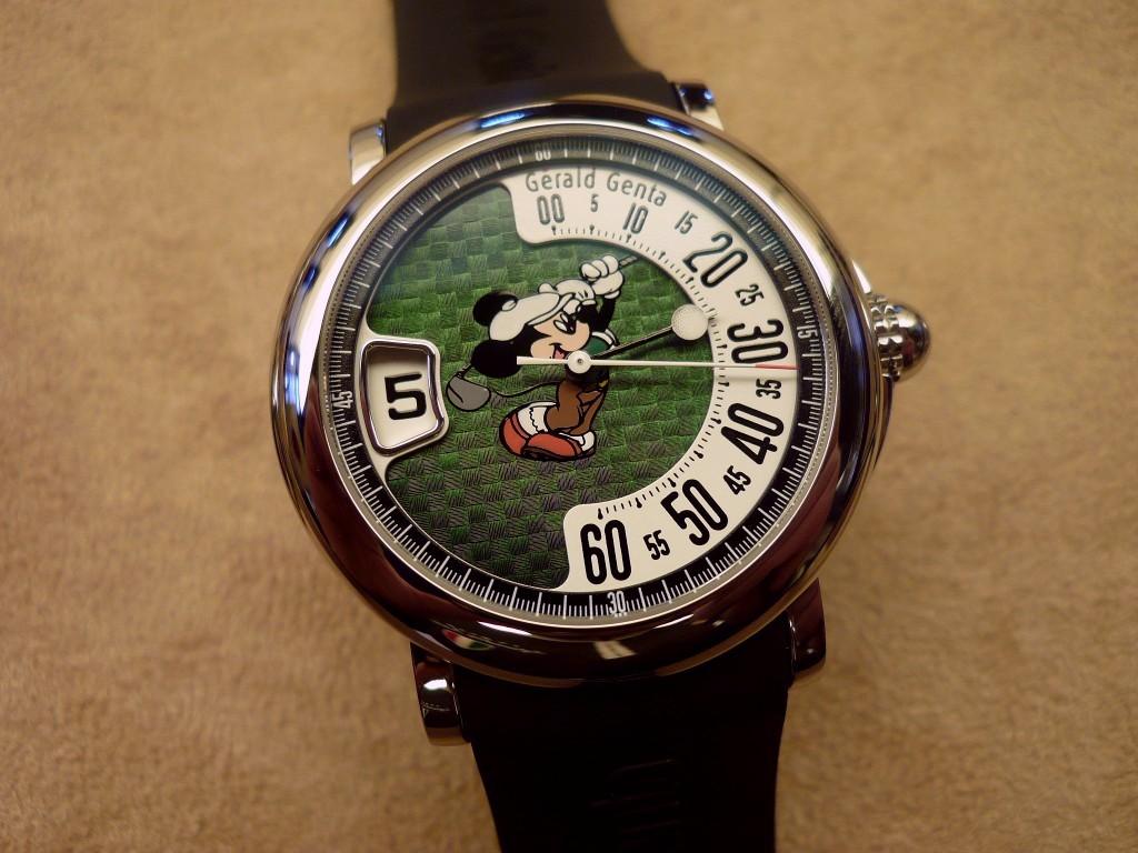 Les Montres Disney Mickey19