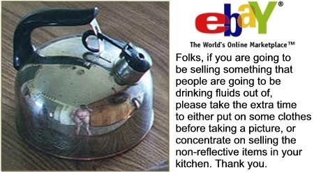 Not actually a joke ... But funny nevertheless Ebay10