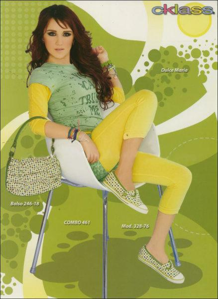 Dulce Maria Cklass Official Gallery Dulce_33