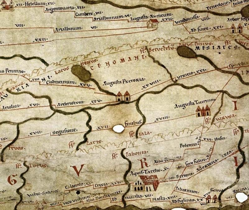 Cartes et plans anciens. - Page 2 Captur22