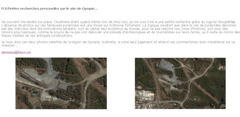 Lieux mystérieux de notre planete - Page 3 Gympie11