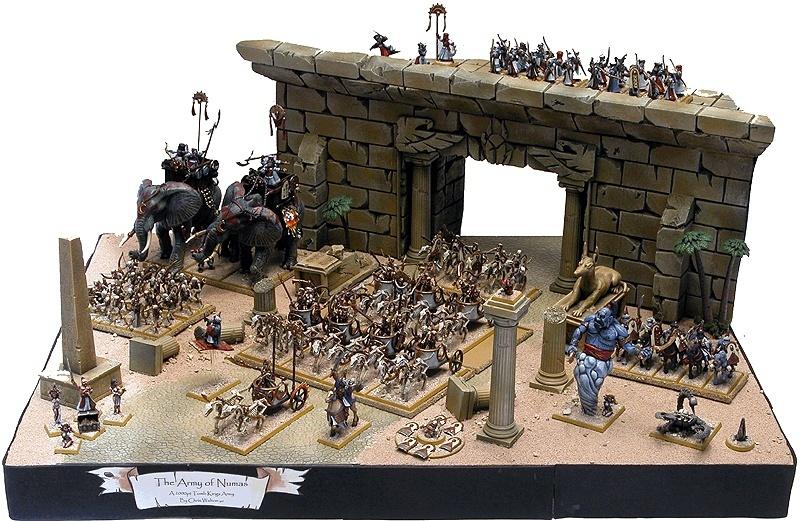 Relics of the Crusade- Terrain Walton10