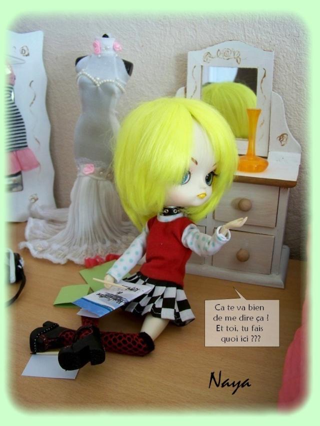 Mes petites dolls [Pullip] [Dal Hangry] [Hujo] [Taeyang] - Page 3 0510