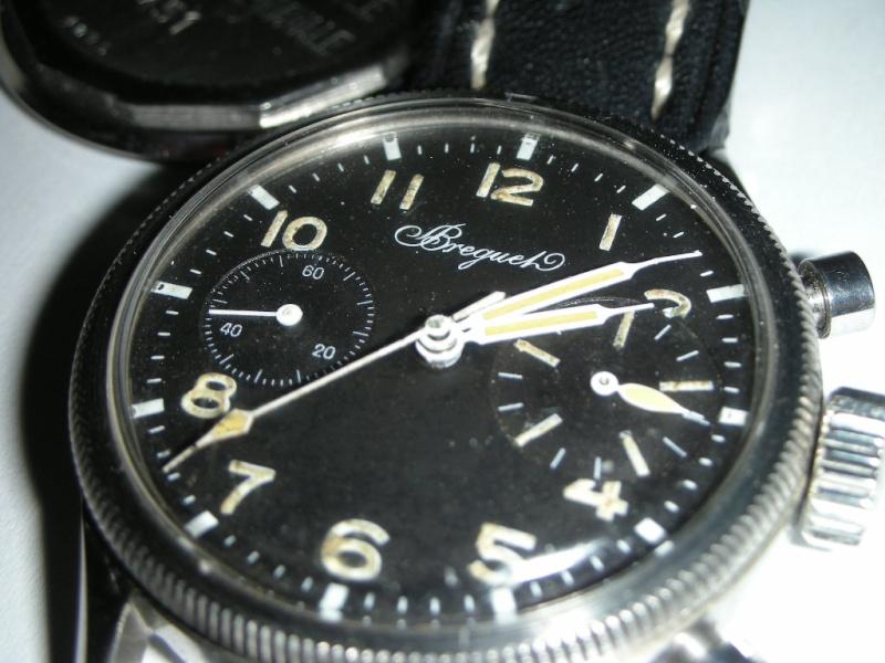 BREGUET Type 20 Cal. Valjoux 222 Dscn1710