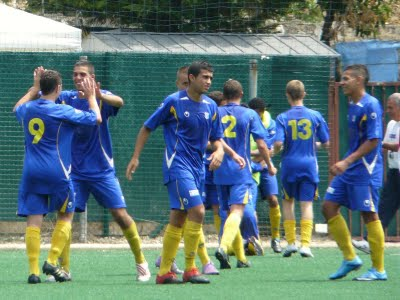L'équipe des U17 DH 2010/2011 P1060710