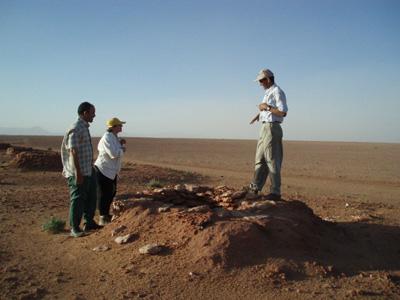 الأشجارPhotos des innondations de fi octobre 2006 à Tinjdad Maroc_16
